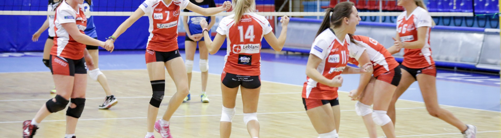 Volley : Valenciennes VS Dunkerque